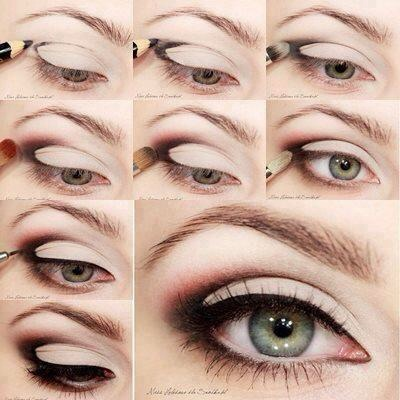 Awesome trick for that outer-V, plum in the corner