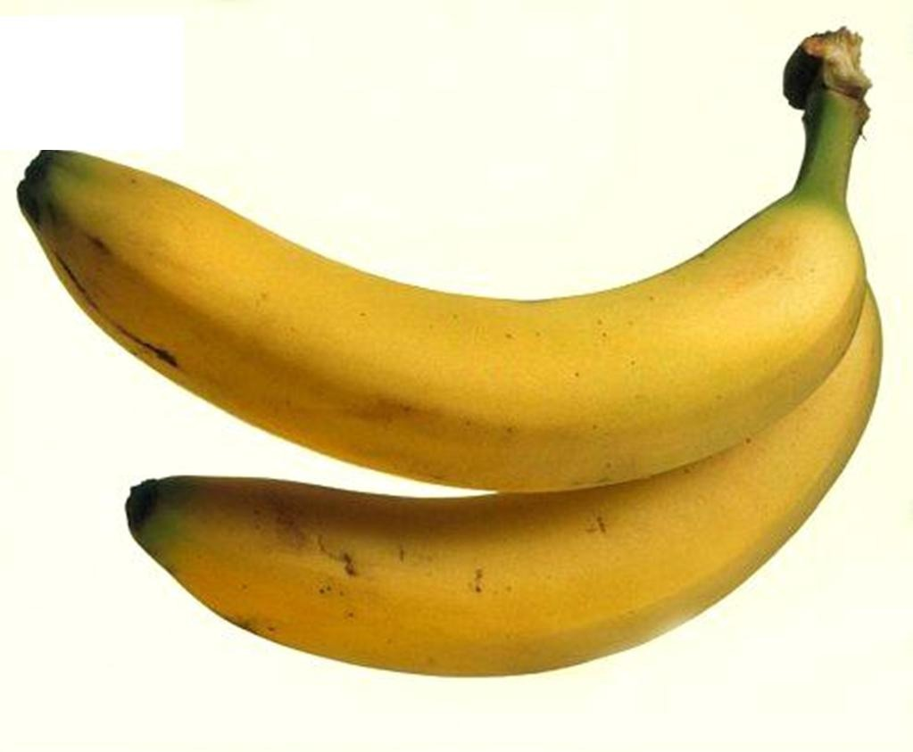 Just 2 bananas can power a strenuous 90 minute workout!