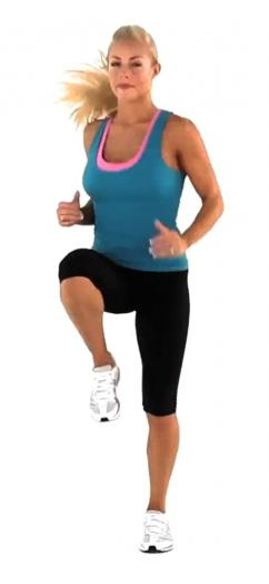 quick high knees15 repsmake sure to bring your knees above your hips