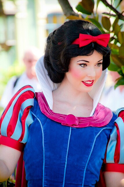 Snow White Can be found in Germany in the World Showcase.