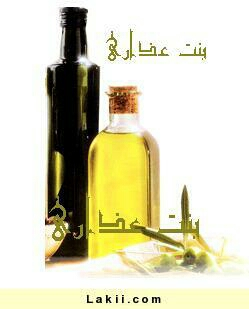 using olive oil