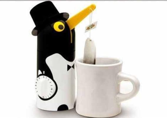An instant tea bag dipper!