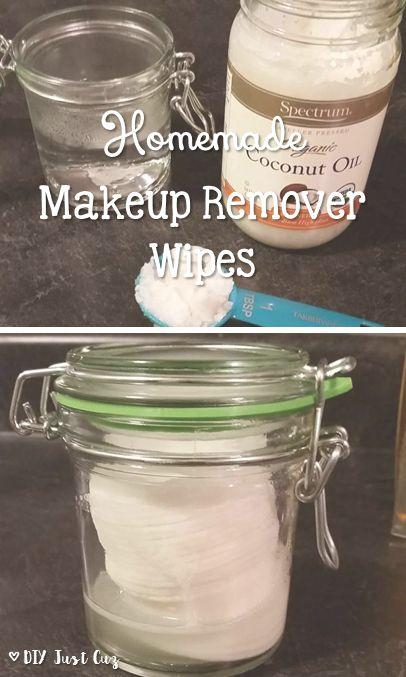 Homemade Makeup Remover Wipes By Kaitlynn C Musely