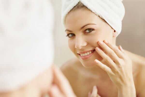 Make sure to moisturize your skin to keep it hydrated and soft!