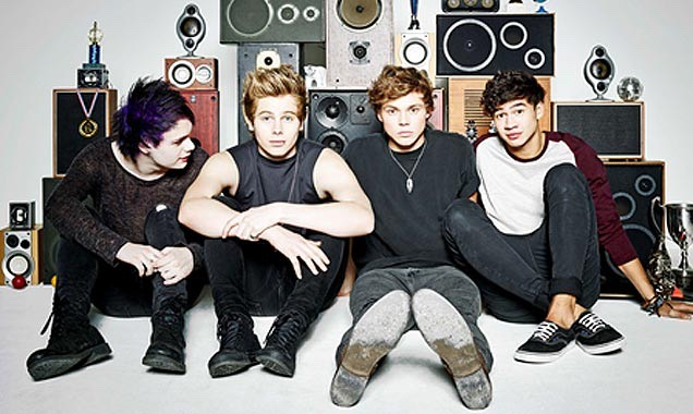 5 seconds of summer. 💘