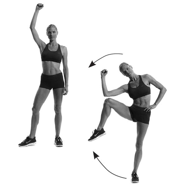 power up crunches