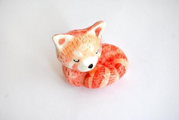 15. This sleepy red panda ($15).
