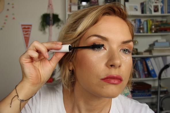 step 6 - apply more mascara