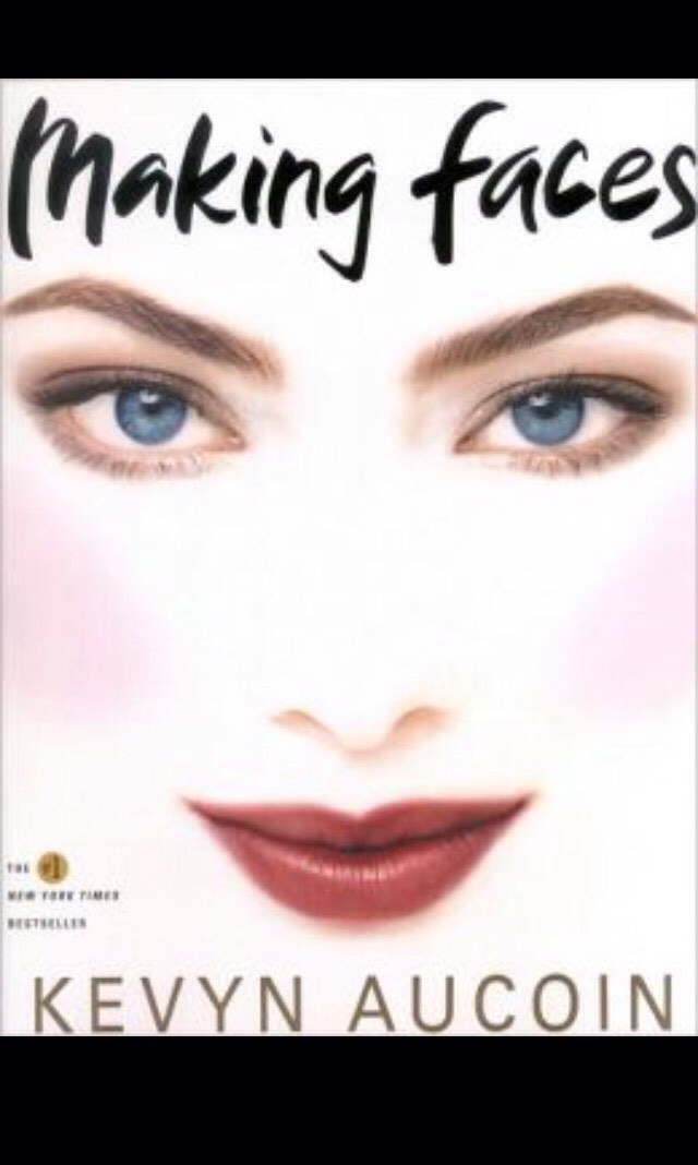 This book is full of makeup secrets from makeup artist Kevyn Aucoin. It is both informative and illustrative, with over 200 colour photos and sketches included. The book explains everything from the basics of makeup application, techniques, and how to create a range of different looks. Amazing!