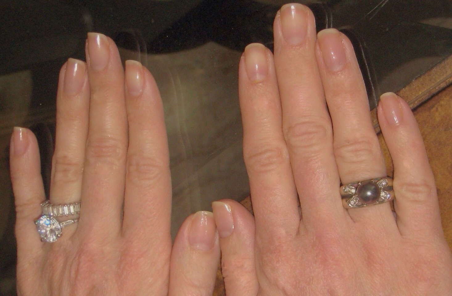 Strong and healthy nails in just two months