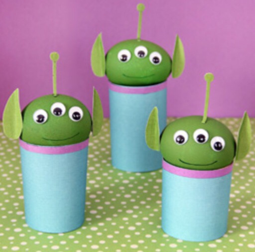 Why not make the 3 aliens from toy story