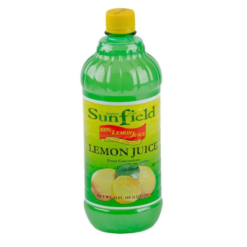 Add lemon juice to conditioner