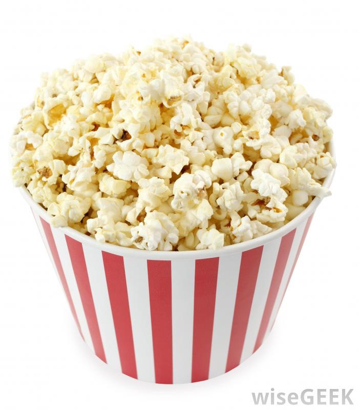 Everyone loves popcorn! And dont be afraid of it on a diet. Its considerably low calorie as long as you dont add that extra bit off butter. You can also replace your crunch factor with sugar snap peas if you are a big fan of kettle corn. Its the sweet crunch you want with the vitamins you need.