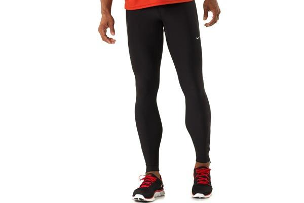 5.) Cold, but don't have insulated long johns?: Wear running tights or pantyhose under your pants.