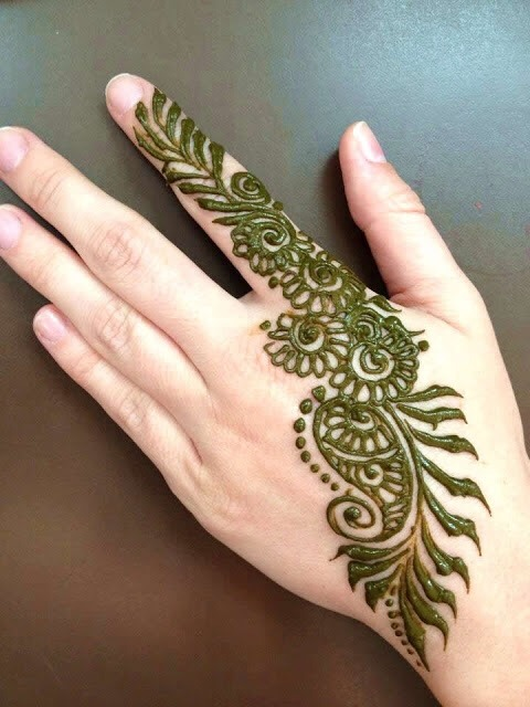 Make Your Henna Tattoo Last Longer Using Saniderm: Musely