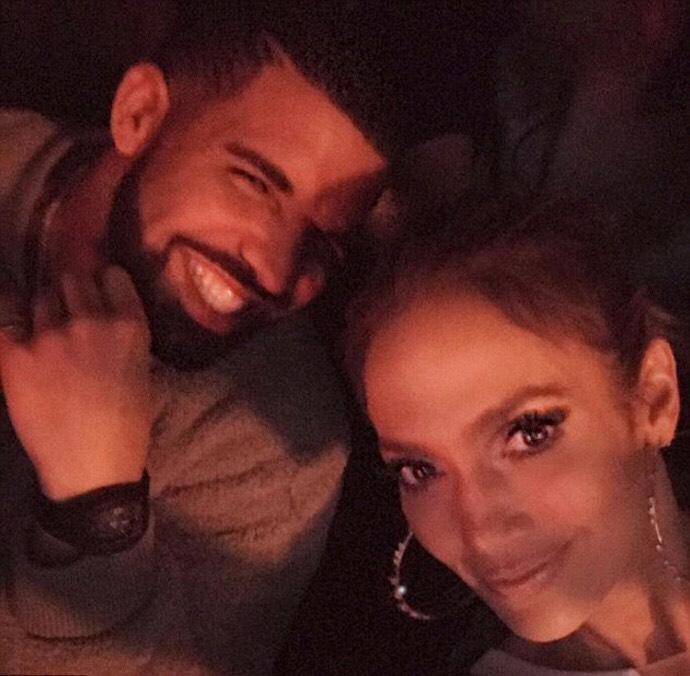 J. Lo and Drake?!?! Say whaaaaaat???!!