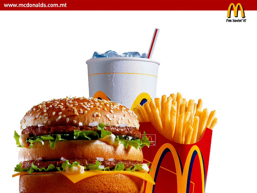 1. Ever since I woke up from my surgery I wanted a Big Mac, fries, & a soft drink from MacDonald's.