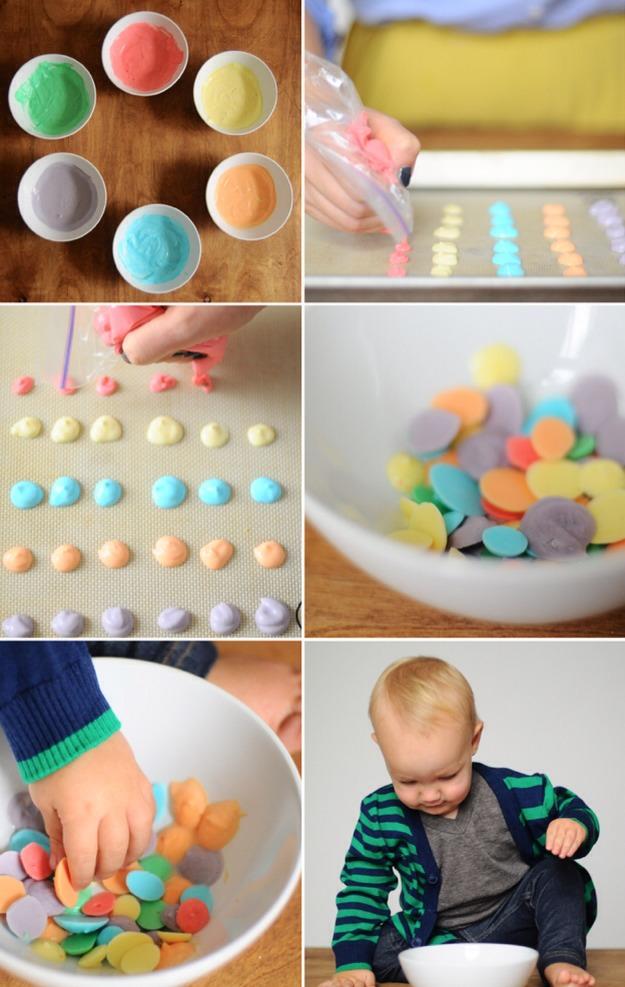 10. Frozen Yogurt Dots