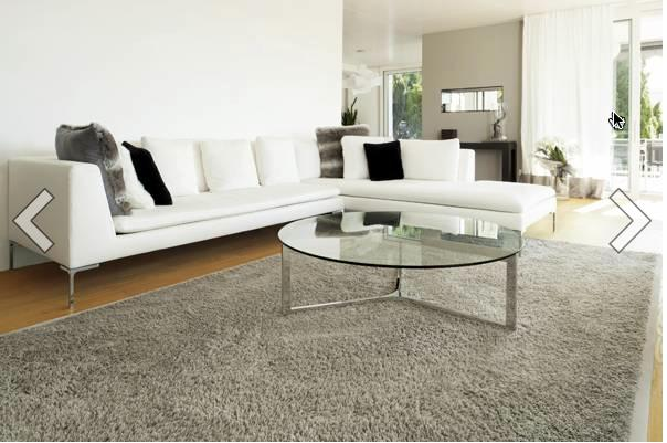 Carpets should be chosen in a deeper tone and daris and chaatais in lighter colours should be rolled away. The same mantra if followed with bedspreads can do wonders to the look of the house.