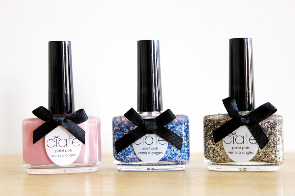 Ciàte Nailpolish  So these can get a tad bit pricey, but they are sooooo with it. You only have to do one to two coats and they offer many different finishes.