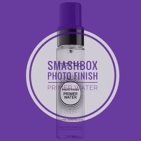 SMASHBOX Photo Finish Primer Water | This stuff makes my foundation look flawless. FLAW-LESS.  If you have trouble with flaky, dry skin, I would definitely recommend this (so hydrating!