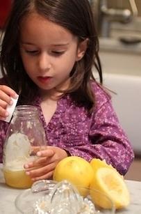 """3. Make """"Bottom of the Honey Jar"""" Lemonade…"""
