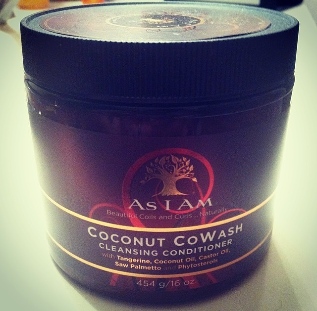 Another thing you may want to invest in is a cowash! This stuff is incredible to cleanse your hair in between regular washes and condition your hair really well. I have a deep conditioner that I do every week or two but this is good for when you need to detangle and moisturize without a full wash.