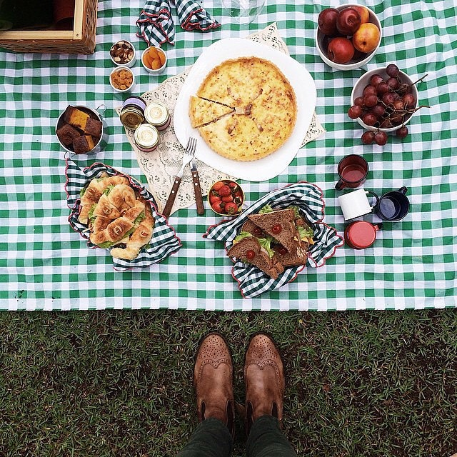 6. Have a picnic!