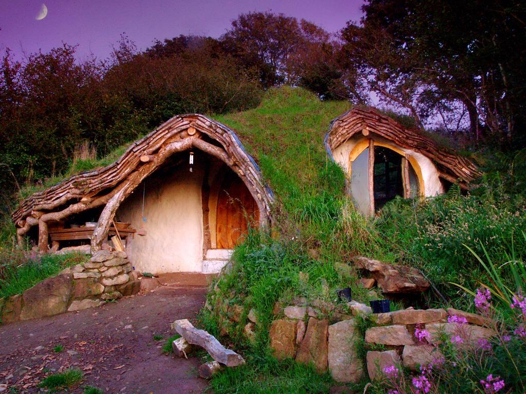 Amazing Underground Homes!