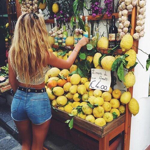 Remedy #1: apply lemon to the scar↠