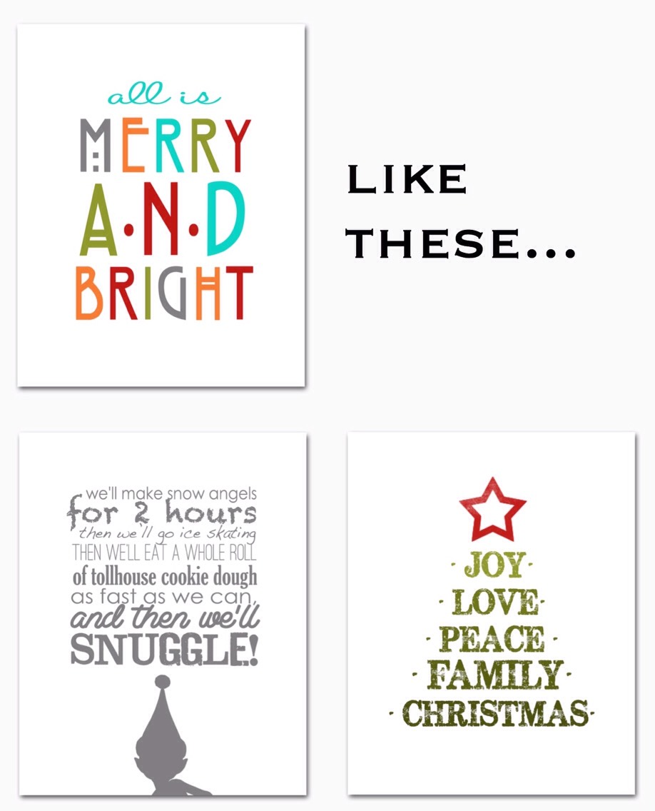 Orthese |http://www.welivedhappilyeverafter.com/2014/11/free-christmas-gift-tag-printables.html?m=1