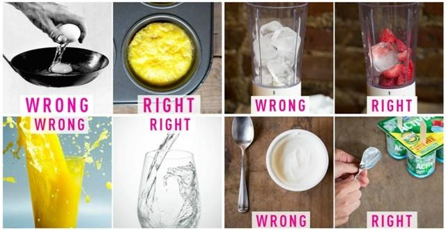 17 Interesting breakfast hacks for lazy days