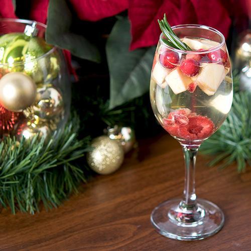 winter sangria recipe 13 cup triple sec 12 oz sprite - 12 Drinks Of Christmas