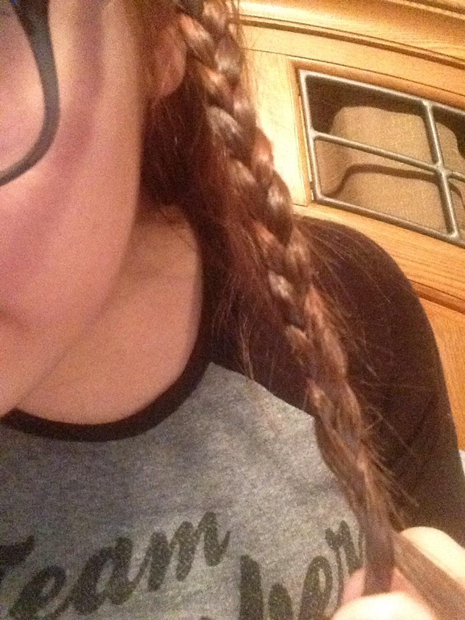 Braid a normal braid