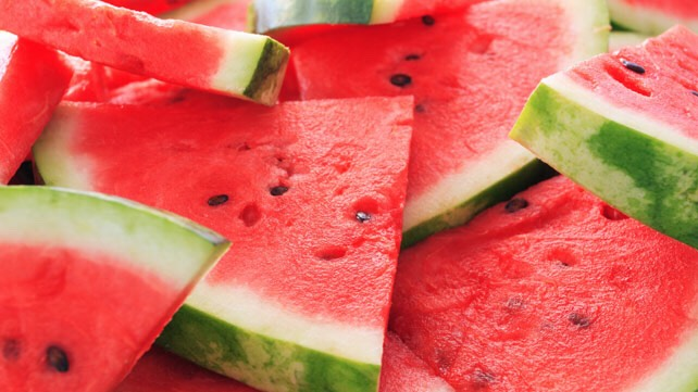 In the summer, cooling foods like watermelon can act like internal A/C, while in the winter, warming foods like meat, spices, and root vegetables can act like an internal space heater.""