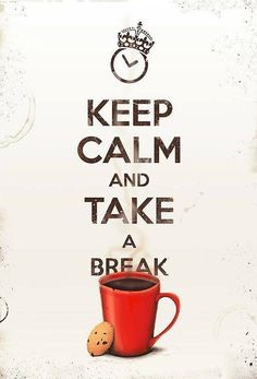 Take 5-10 min breaks Eat (healthy) Nap (only if you really need it)  Drink some coffee or cold water Watch some Tv