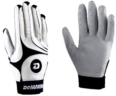 Get batting gloves it makes helps from getting blisters on your thumb. I would get baseball ones not softball they last longer