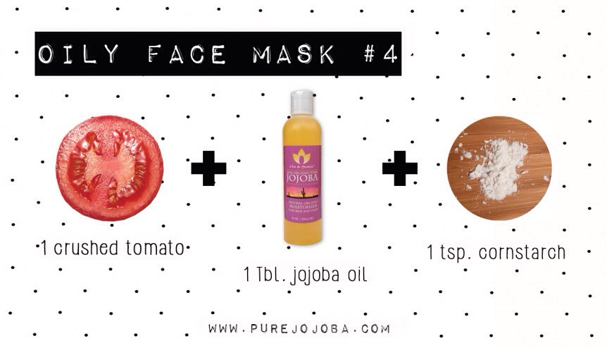 *** Make sure to test this mask out on a small area of your skin first! Tomato juice can be very drying + even irritating to some skin so it is a good idea to test it before applying to your entire face! Start with a little tomato juice +then add more as you see fit.***