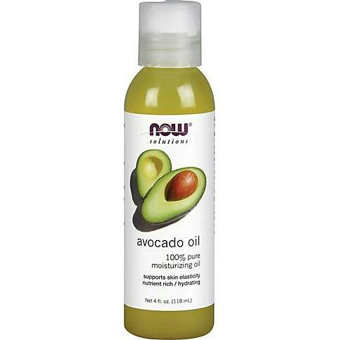 I use half a dropper full of avocado oil each time I condition my hair.  I mix it with the conditioner and let sit on my hair for 5 minutes. I noticed huge results in less than 5 applications.  my hair is no longer breaking and is shiny and healthy looking for the first time in years!