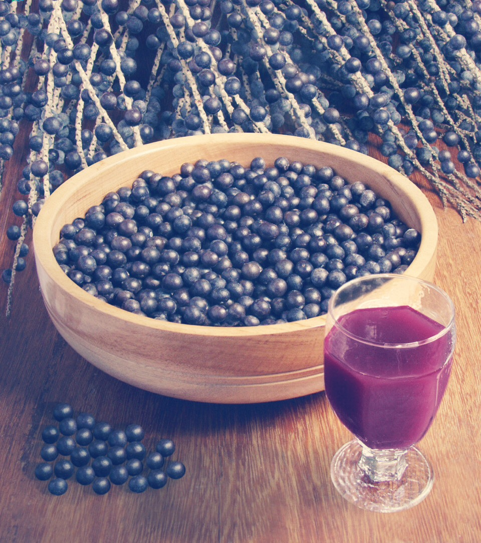 Some vitamins containing Acai( be careful, only the natural ones!) are very beneficial to the digestive system