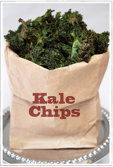 Kale chips are a healthy and delicious snack that only takes minutes to make.
