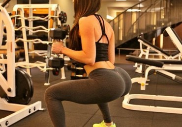 Do 50 squats everyday this works more than other exercises