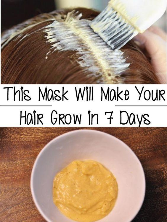 Ingredients: 1 banana, 1 egg, 1 tablespoon of honey, 1/2 cup of black beer. Put all the ingredients in a blender and mix them. Apply the mixture on your hair, cover your hair with a towel and leave the mixture to act for 1-2 hours. Wash your hair. Do it 1 time per week, for 1  month