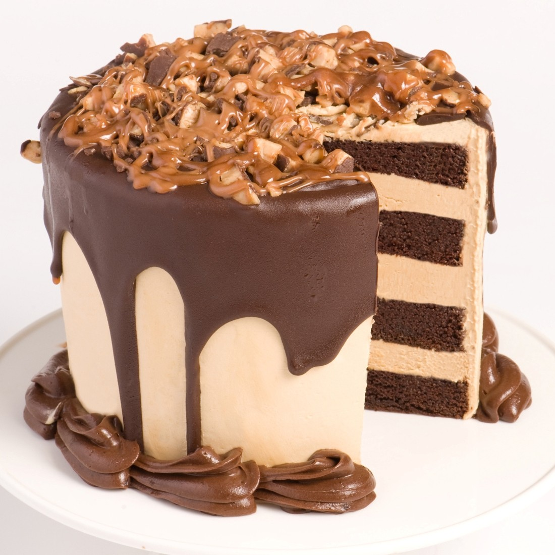 Chocolate Mousse Ice Box Cake Recipe