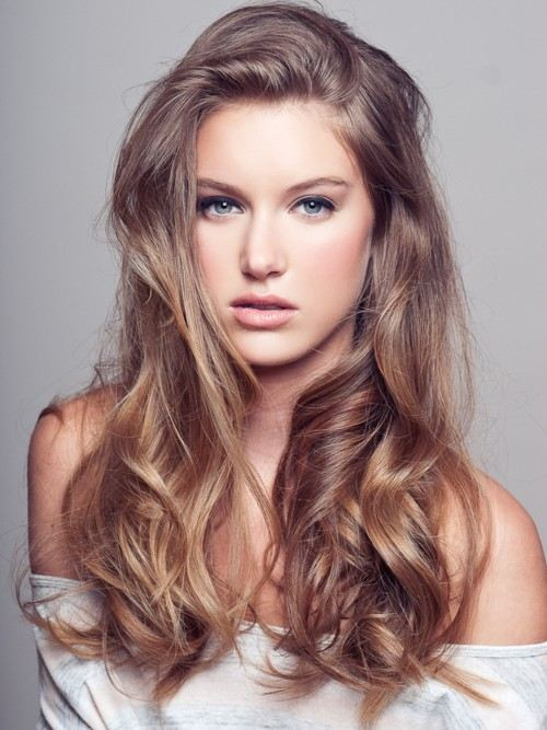 By the time your hair dries out, you should have soft, strong, gorgeous looking hair!
