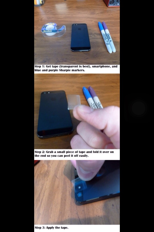 Black Light Iphone Hack By Haleyy Styles Musely