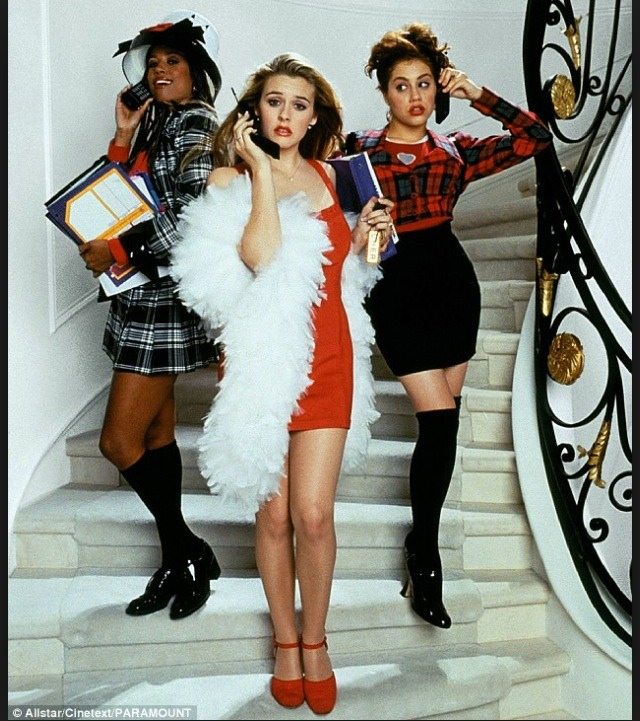 Clueless This is a romantic comedy. I love this movie a lot