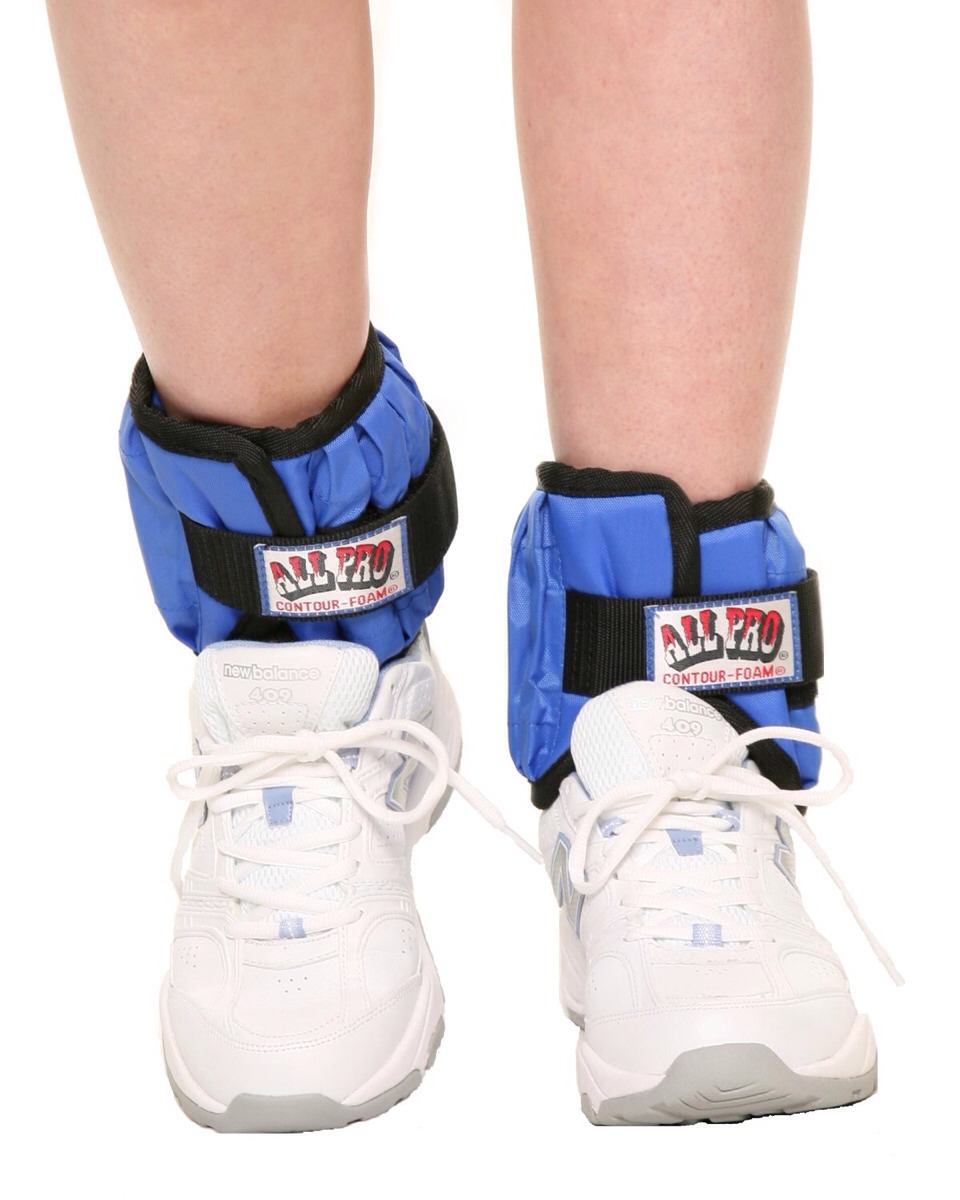 Using ankle weights while exercising is good for Increasing Exercise Resistance And  trengthening Non-Leg Muscles try it it feels great don't forget to 👍👍👍 thanks have a great work out ❤️❤️❤️