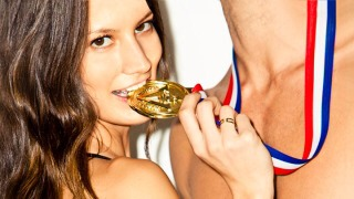Between the athletic moves, the moans of ecstasy, and the thrill of a climactic finish, the Olympics are just like sex, really. Our special Sochi edition of the Cosmo Kama Sutra would make Bob Costas blush, but it'll give you the play-by-play on how to become a world champion sex machine.