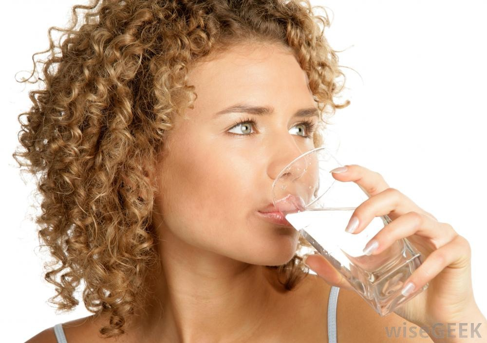 Hydrate  The first step to beautiful skin is to hydrate, hydrate, hydrate. Even if you don't sweat as much as Rafael Nadal during 2009's Australia Open, your body craves water, which hydrates your cells and gets rid of impurities.